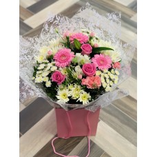 Pink & Cream Blossom